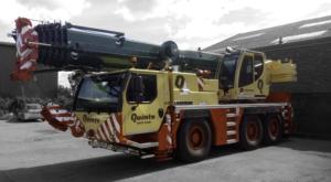 Quinto Cranes Liebherr LTM 1060-3.1