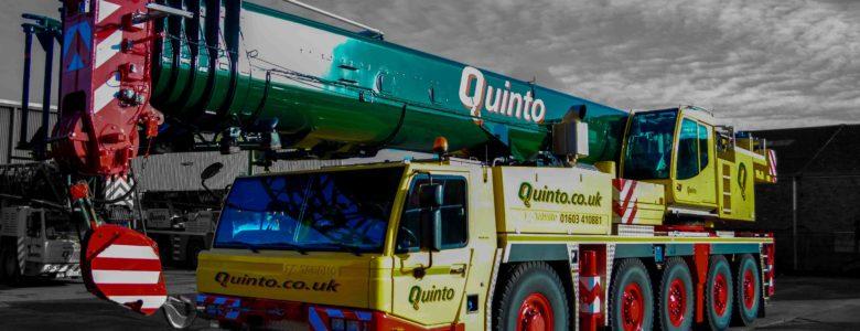 Quinto Crane and Plant